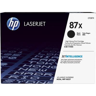 Картридж лазерный HP 87X CF287XF черный оригинальный повышенной емкости двойная упаковка