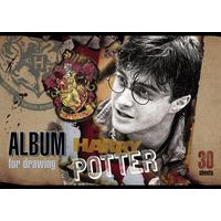 Альбом для рисования Hatber Гарри Поттер А4 30 листов