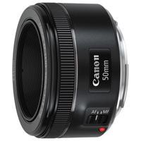 Фотообъектив Canon EF 50 мм f/1.8 STM