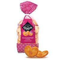 Печенье слоеное Черемушки Пальмирки в сахарной глазури 350 г