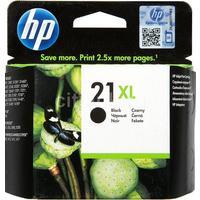Картридж струйный HP 21XL C9351CE черный повышенной емкости оригинальный