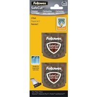 Лезвие для резаков для бумаги Fellowes SafeCut 54114 прямая резка (2 штуки в упаковке)