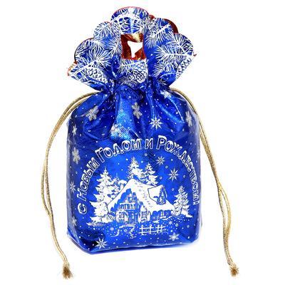 Новогодний сладкий подарок За Окошком Снегири 500 г