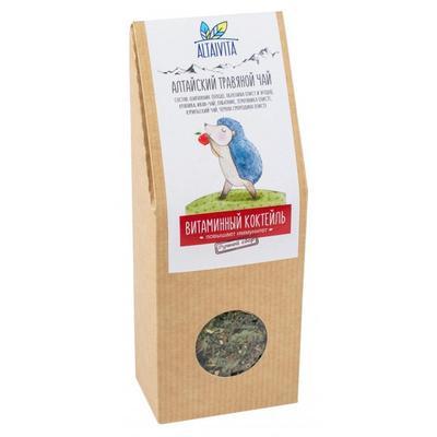 Чай Altavita Витаминный коктейль травяной 45 г