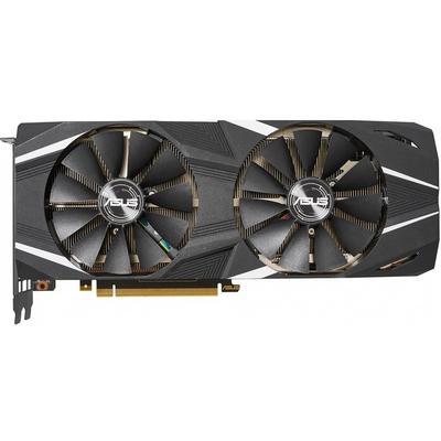 Видеокарта Asus GeForce RTX 2080 Ti Dual (DUAL-RTX2080TI-O11G)