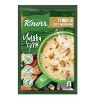 Суп Knorr грибной с сухариками 30 штук по 15.5 г