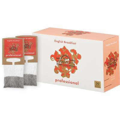 Чай Ahmad Tea Professional Английский завтрак черный 20 пакетиков