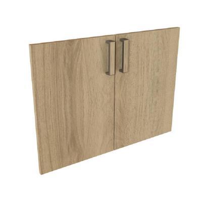 Двери К-976 Приоритет низкие (кронберг, 783x712x18 мм, 2 штуки в упаковке)