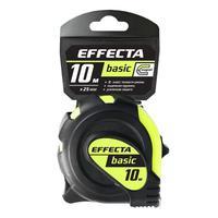 Рулетка Basic Effecta с магнитом 10 м x 25 мм 571025