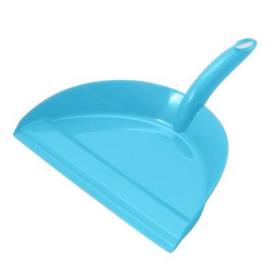 Совок для мусора с зубчиками для чистки щетки Svip пластиковый цвет в ассортименте (ширина рабочей части 23 см, длина ручки 12 см)
