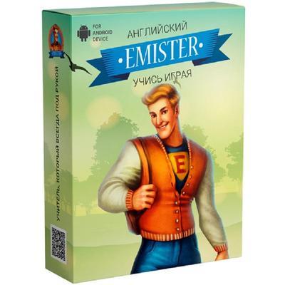 Программное обеспечение Emister изучение английского языка для 1 устройства на 12 месяцев (FLKR_EM_12)