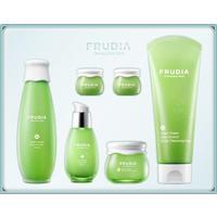 Подарочный набор женский Frudia с зеленым виноградом