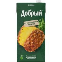 Нектар Добрый ананасовый 2 л