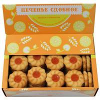 Печенье сдобное Бискотти Курабье 675 г