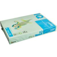 Бумага цветная для печати IQ Color зеленая пастель MG28 (А3, 80 г/кв.м, 500 листов)