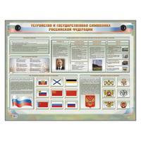 Стенд обучающий Устройство и государственная символика РФ