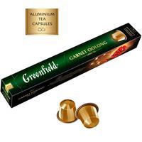 Чай в капсулах для кофемашин Greenfield Garnet Oolong (10 штук в упаковке)