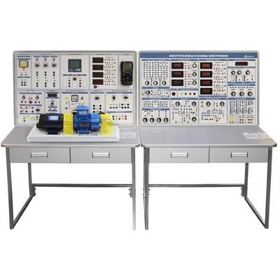Комплект учебно-лабораторного оборудования Электротехника и основы электроники (ЭТОЭ-СР-3)