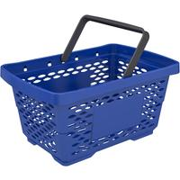 Корзина покупательская Evr Jazz (синия, пластик)