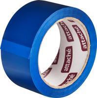 Клейкая лента упаковочная Attache синяя 48 мм x 66 м толщина 45 мкм