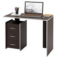 Стол компьютерный Слим-1 (венге, 1030x750x500 мм)