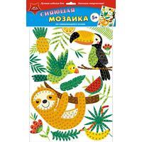 Набор для изготовления мозаики Апплика Веселые тропики