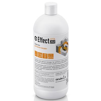 Средство для мытья посуды Effect СХЗ Vita 1 л (концентрат)