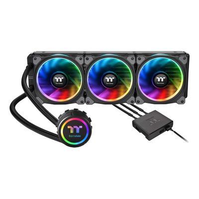 Кулер для процессора Thermaltake Floe Riing RGB 360 (CL-W158-PL12SW-A)