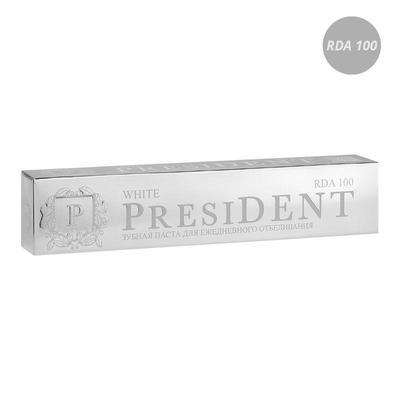 Зубная паста President White 75 мл