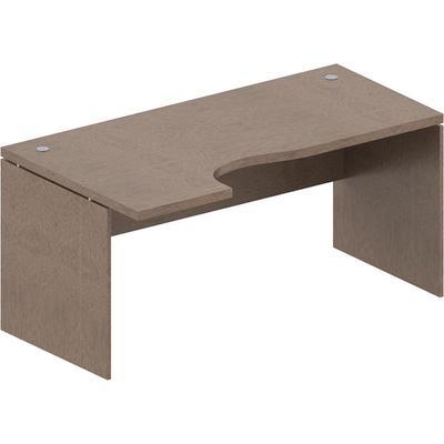 Стол эргономичный Xten левый (дуб сонома, 1600x900x750 мм)
