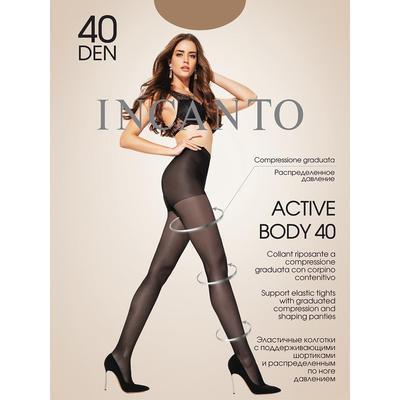 Колготки женские Incanto Active Body daino 40 den размер 2
