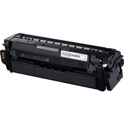 Тонер-картридж Samsung CLT-K503L SU149A черный оригинальный