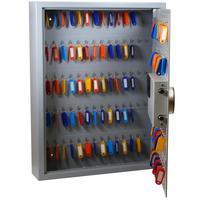 Шкаф для ключей Cobalt Key-100 серый/бежевый (на 100 ключей, металл)
