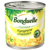 Кукуруза Бондюэль консервированная сладкая 340 г