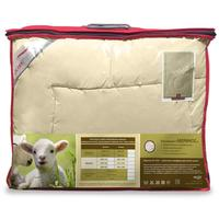 Одеяло Ol-tex 172х205 см шерсть мериноса/тик стеганое