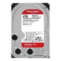 Жесткий диск Western Digital NAS Red Plus 4 ТБ (WD40EFZX)