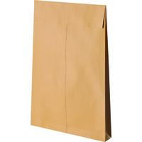 Пакет Bong Gusset E4 (280x400 мм) из крафт-бумаги с расширением 140 г/кв.м стрип (100 штук в упаковке)