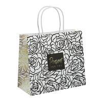 Пакет подарочный из крафт-бумаги Present for you (22x25x12 см, 12 штук в упаковке)