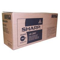 Картридж лазерный Sharp AR208T черный оригинальный