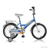 Велосипед Iron Fox Derby 18 (синий)