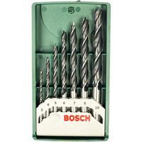 Набор сверл по древесине Bosch 7 штук (2607019580)