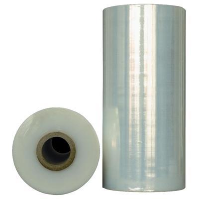 Стрейч-пленка для машинной упаковки вес 16 кг 17 мкм x 50 см x 2050 м (престрейч 180%)