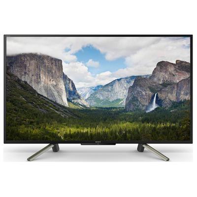Телевизор Sony KDL-50WF665 черный
