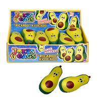 Игрушка-антистресс Удивленный авокадо