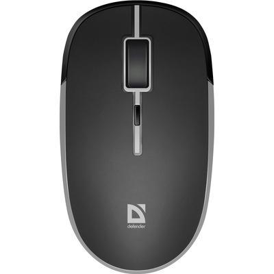 Мышь компьютерная Defender Hit MB-775 черная