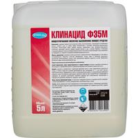 Средство для мойки пищевого оборудования Клинацид Ф35М 5 л (концентрат)