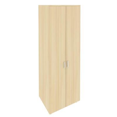 Шкаф распашной для одежды Light С-ШР-55 (акация, 700х550х2050 мм)