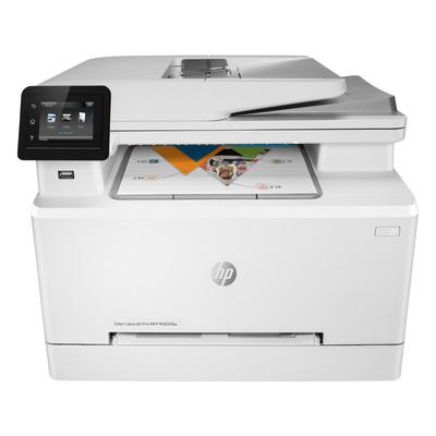 Лазерное цветное МФУ HP Color LaserJet Pro M283fdw (7KW75A)