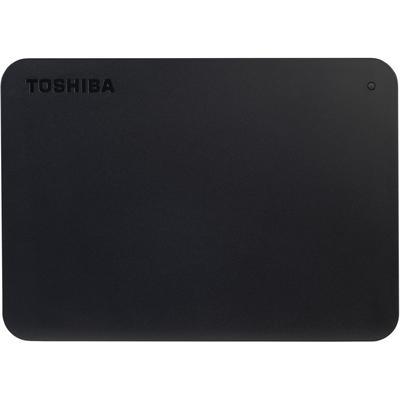 Внешний жесткий диск Toshiba Canvio Basics 4 Tb (HDTB440EK3CA)