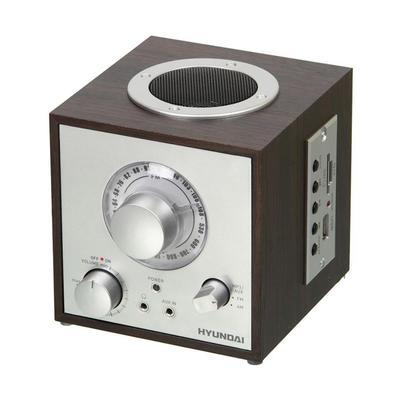 Радиоприемник Hyundai H-SRS200